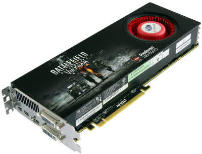 Sapphire Radeon HD 6970 2GB BFBC2 Vietnam Game Edition 2GB GDDR5 PCIe