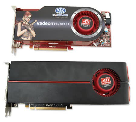 AMD ATI Radeon HD 5870 1GB GDDR5 PCIe