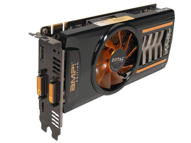 Zotac GeForce GTX 460 AMP! Edition 1GB GDDR5 PCIe