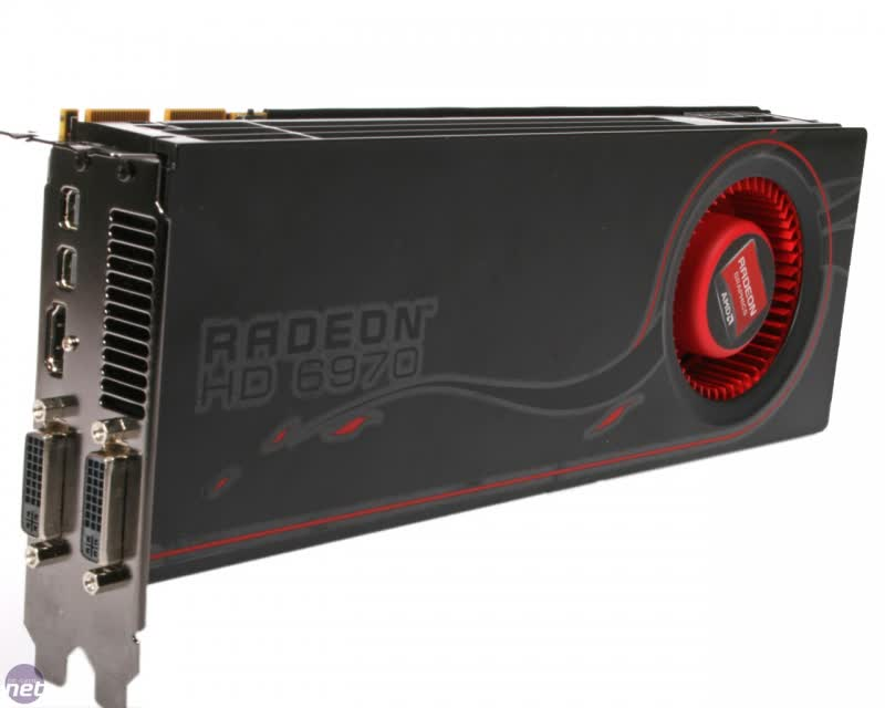 AMD ATI Radeon HD 6970 2GB GDDR5 PCIe