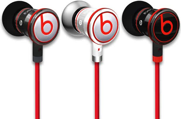 Monster Cable Beats by Dr. Dre iBeats