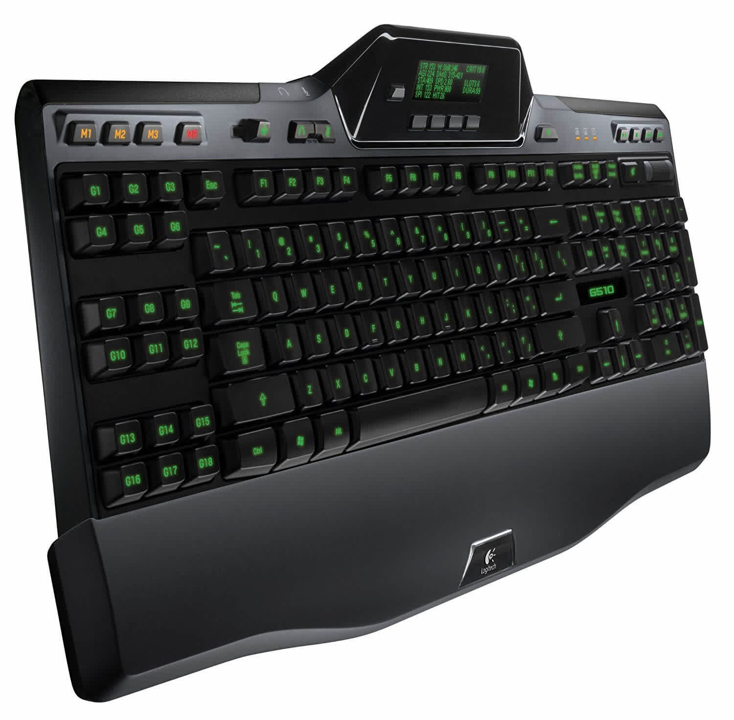 Game Mode and backlighting control on the G213 gaming keyboard