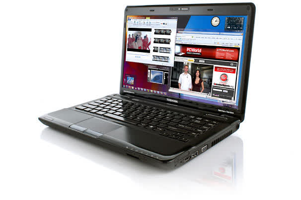 Toshiba Satellite M645 - Intel Core i5