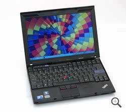 Lenovo ThinkPad X201 - Intel Core i5