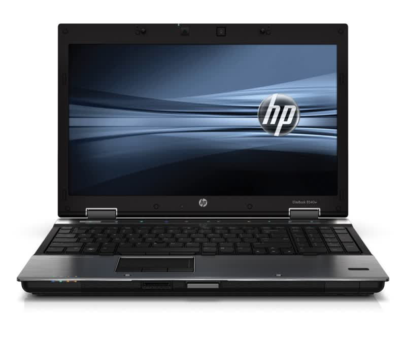 HP Elitebook 8540w - Intel Core i7