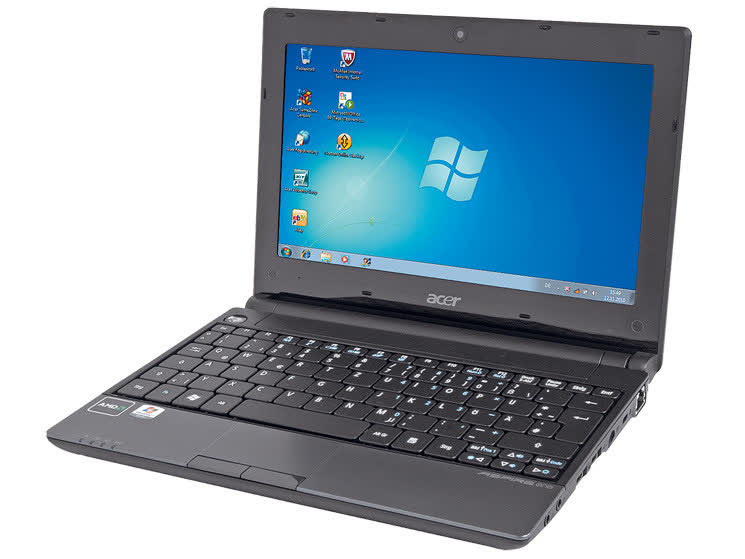 Acer Aspire One 521 - AMD Athlon 2 Neo