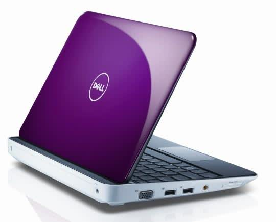 Dell Inspiron Mini 1012 - Intel Atom