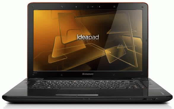 Lenovo IdeaPad Y560D - Intel Core i7