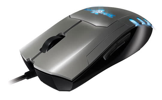 bf2fe54366a Razer Spectre StarCraft 2 Gaming Mouse Reviews and Ratings - TechSpot