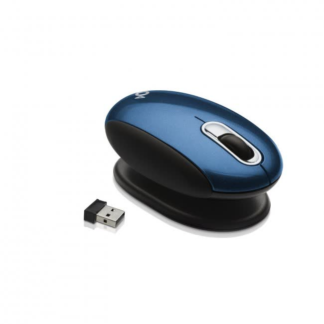 Smartfish Whirl Mini Notebook Laser Mouse