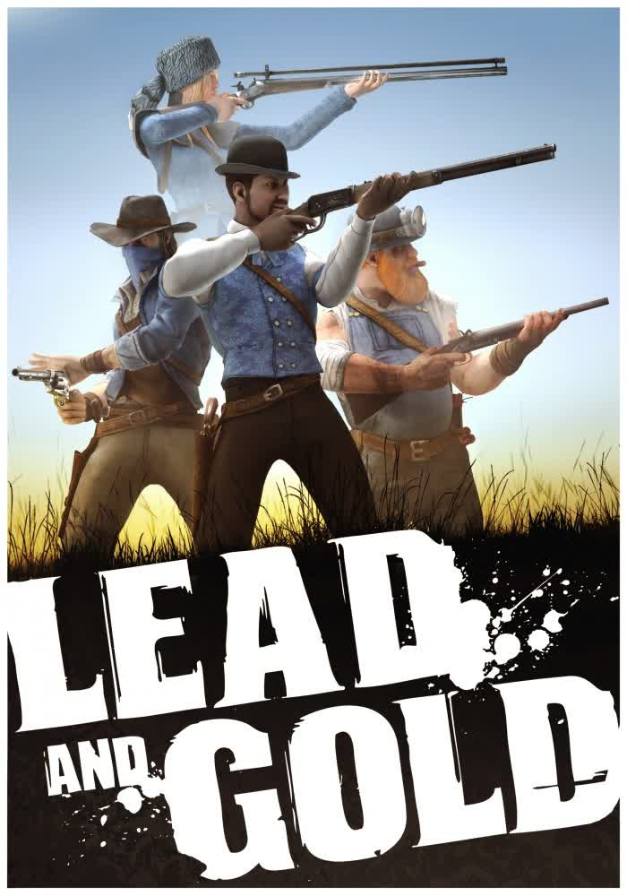 Lead & Gold: Gangs of The Wild West