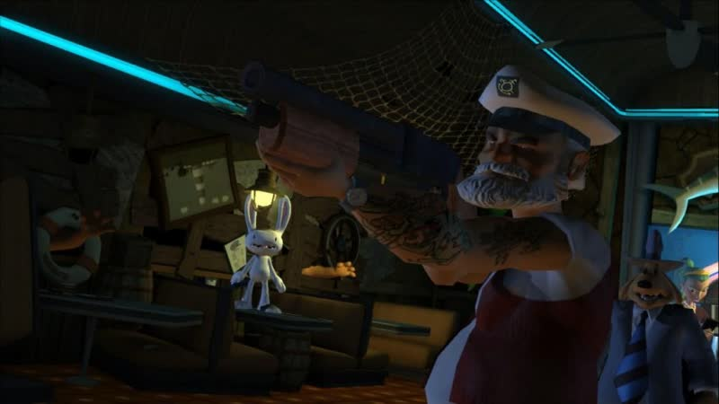 Sam & Max: The Devils Playhouse - Episode 4 - Beyond the Alley of the Dolls
