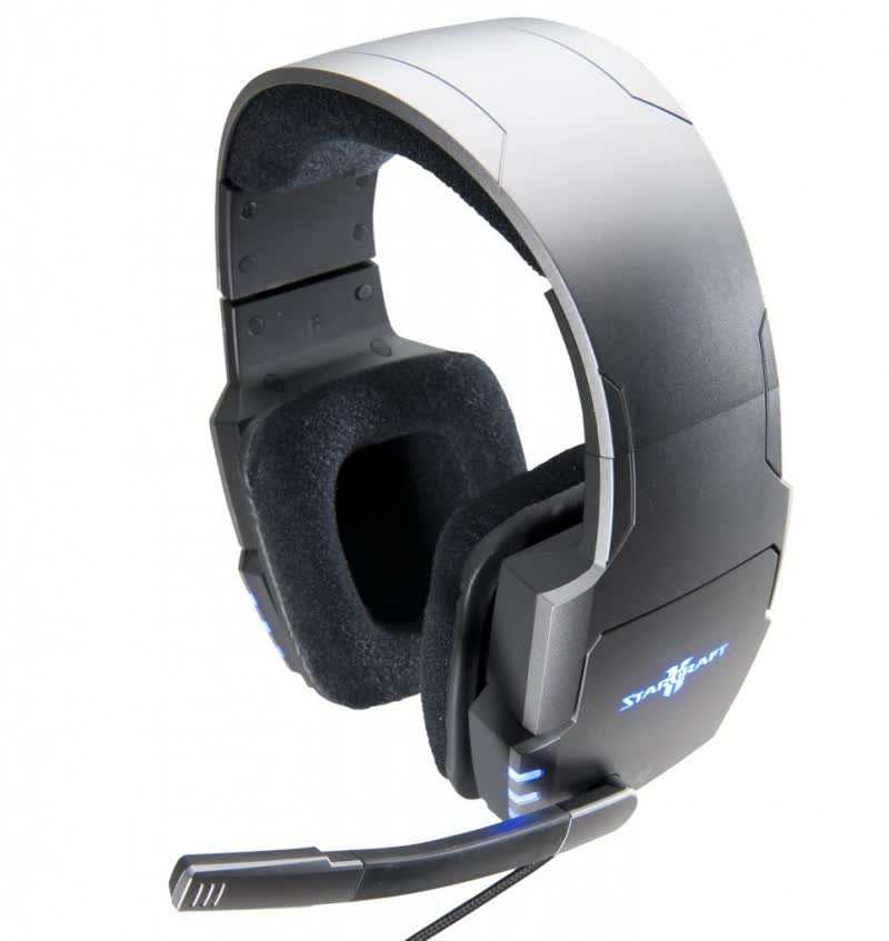 Razer Banshee StarCraft 2 Gaming Headset USB