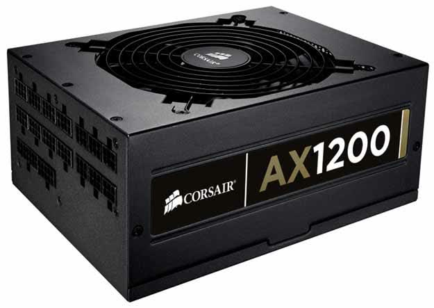 Corsair AX1200W Professional Series Gold 1200W