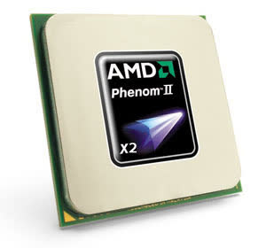 AMD Phenom 2 X2 560 Black Edition 3.3GHz Socket AM3