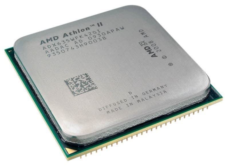 AMD Athlon 2 X4 635 2.9GHz Socket AM3