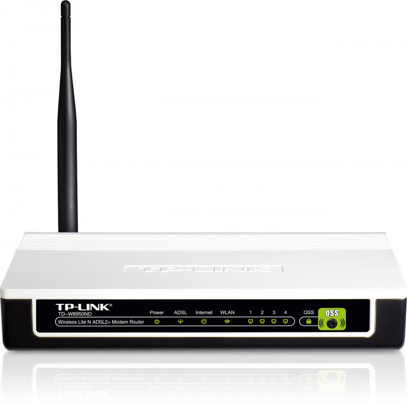 TP-Link TD-W8950ND 150Mbps Wireless Lite-N Router Reviews and