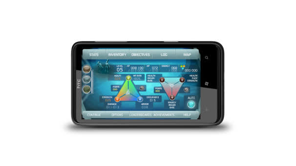T-Mobile HD7