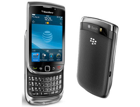 RIM BlackBerry 9800 Torch
