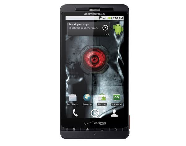 Verizon Wireless Droid X