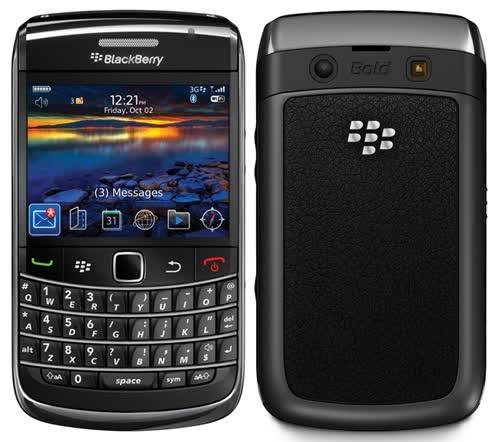 AT&T BlackBerry 9700 Bold