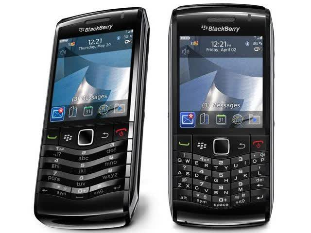AT&T BlackBerry 9100 Pearl 3G
