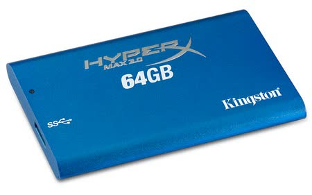 Kingston HyperX Max 3.0 SSD USB3