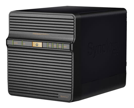 Synology Disk Station DS411+