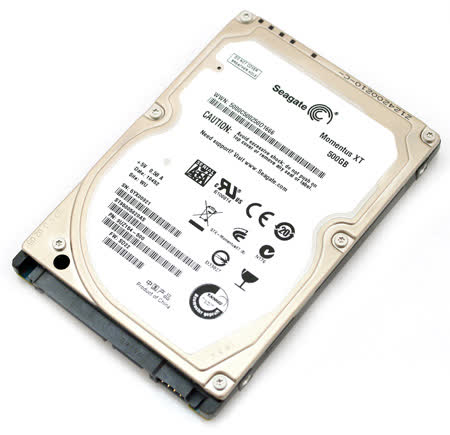 Seagate Momentus XT Solid State Hybrid 500GB SATA300