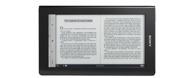 Sony Reader PRS-900BC Daily Edition