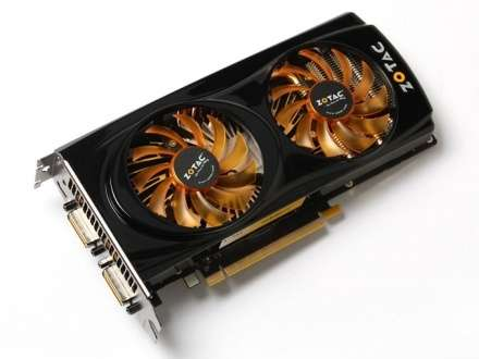 Zotac GeForce GTX 560 AMP! Edition 1GB GDDR5 PCIe