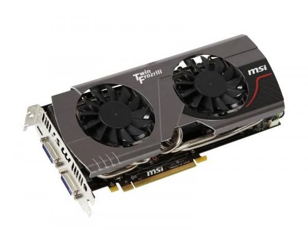 MSI GeForce GTX 560 Twin Frozr 3 OC Power Edition 1280MB