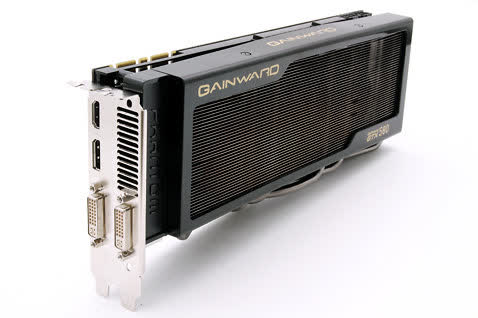 Gainward GeForce GTX 580 Phantom 3GB GDDR5 PCIe