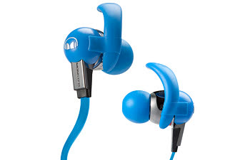 Monster Cable iSport Immersion In-Ear Headphones with ControlTalk