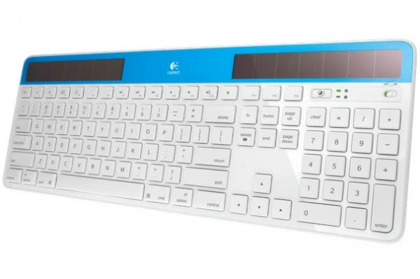 7feb6bff3dd Logitech Wireless Solar Keyboard K750 for Mac Reviews - TechSpot