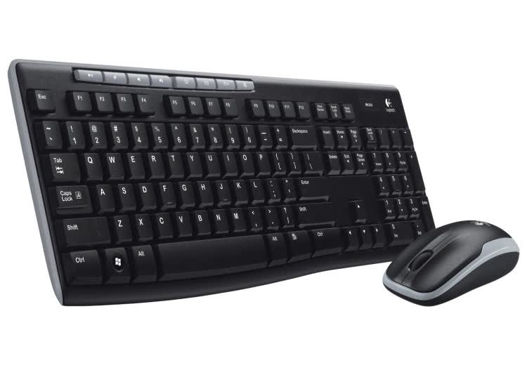 Logitech Wireless Combo MK260