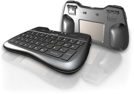 itablet Bluetooth Thumb Keyboard