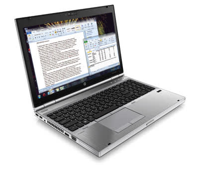 HP EliteBook 8560P - Intel Core i5