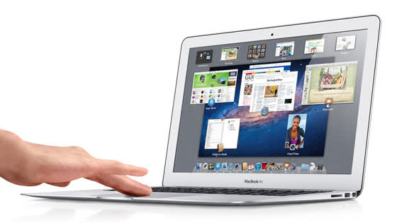 Apple MacBook Air 13.3 inch Summer 2011 - Core i5/i7
