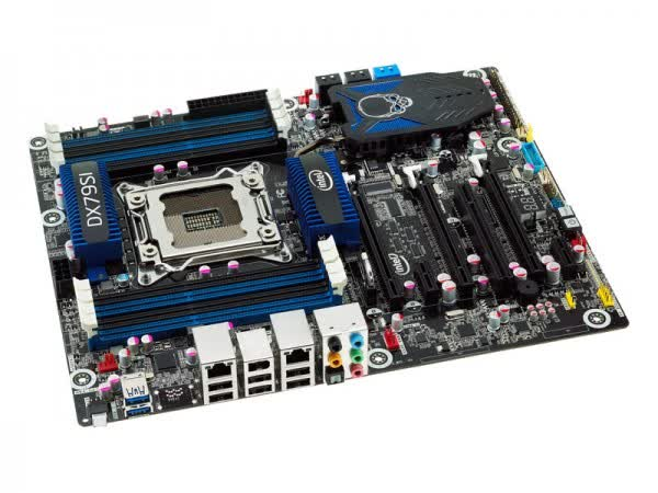 Intel DX79SI Extreme Series