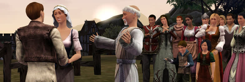 The Sims 3: Medieval