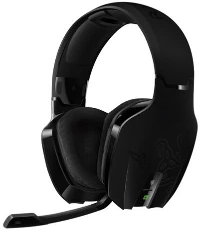 Razer Chimaera 5.1 Xbox 360 Wireless Gaming Headset