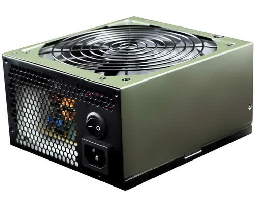 Rasurbo Real&Power 550W