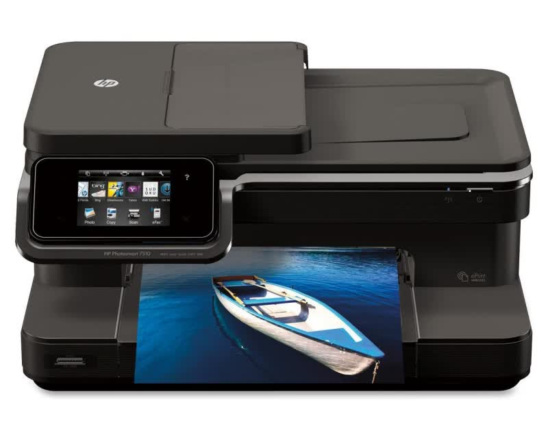 HP Photosmart 7510 e-All-in-One Printer C311a