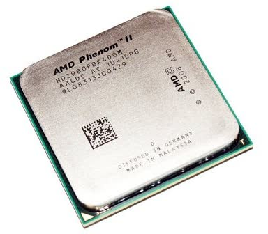 AMD Phenom 2 X4 980 Black Edition 3.7GHz Socket AM3