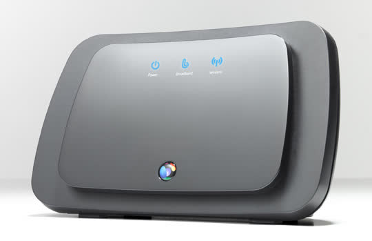 BT Home Hub 3 ADSL Wi-Fi router