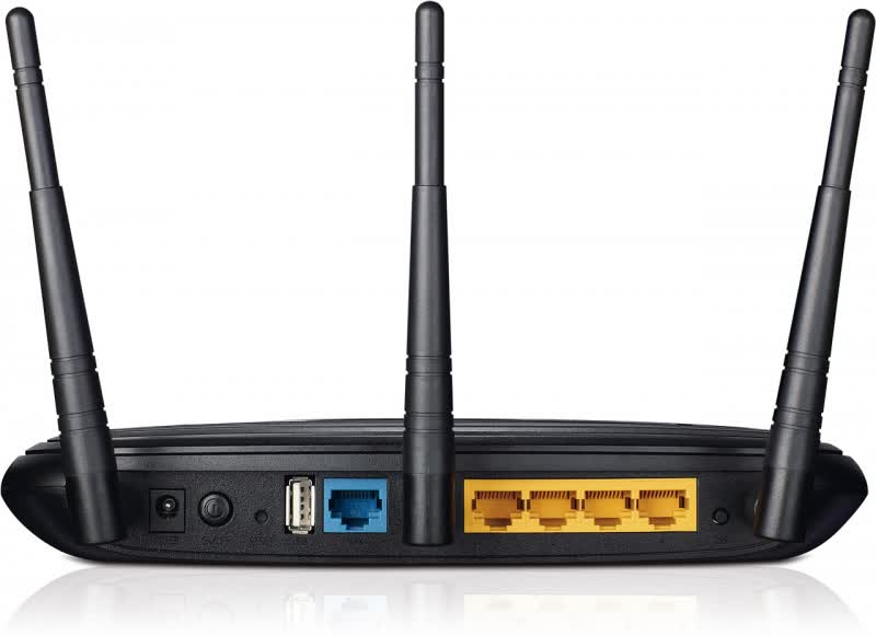 TP-Link TL-WR2543ND 450Mbps Dual-Band Wireless N Gigabit Router