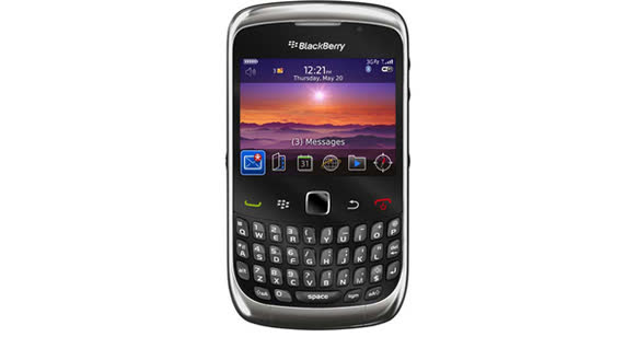 AT&T BlackBerry 9300 Curve 3G
