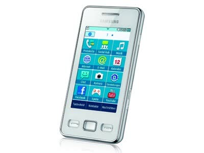 Samsung GT-S5260 Star 2 / Tocco Icon