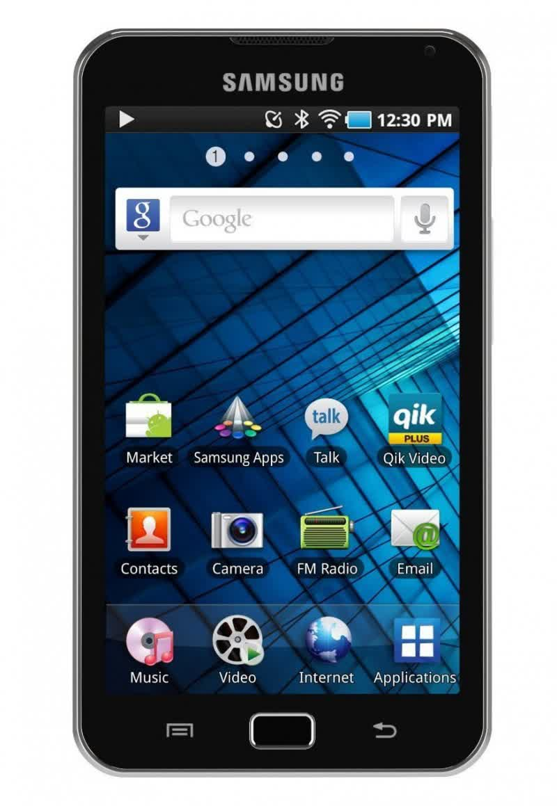 Samsung YP G70 Galaxy Player 50 Reviews